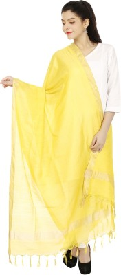 Amiraah Silk Cotton Blend Woven Women's Dupatta