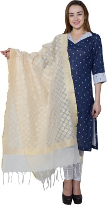 Vasstram Net Woven Women's Dupatta