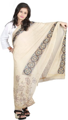 Uppada Pure Silk Self Design Women's Dupatta
