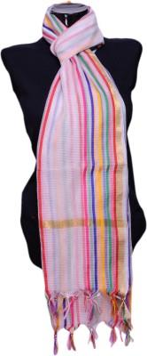 plume Cotton Striped Women's Dupatta