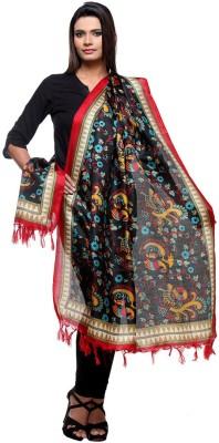 Rutbaa Silk Cotton Blend Printed Women's Dupatta