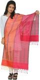 Uppada Pure Silk Geometric Print Women's...