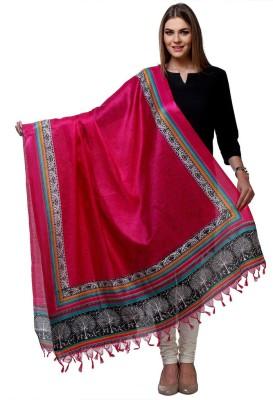 9 Colours Art Silk Printed Women,s Dupatta