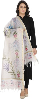 Loom Legacy Pure Silk Woven Women's Dupatta at flipkart