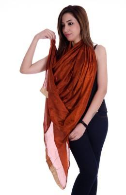 Ooltah Chashma Dupion Silk Solid Women's Dupatta