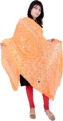 OnaS Cotton Striped Womens Dupatta