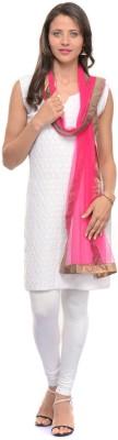 Aarohii Net Solid Women's Dupatta