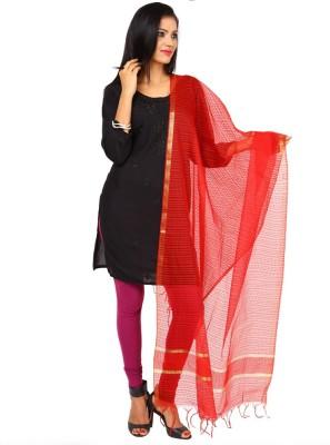 Kataan Bazaar Jute Woven Women's Dupatta