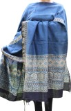 Indo Mood Silk Cotton Blend Printed Wome...