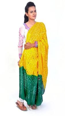 Little India Cotton Self Design Women's Dupatta