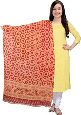 Vishwakarma Choice Cotton Printed Women's Dupatta