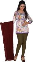 Parisha Women's Clothing - Parisha Cotton Solid Women's Dupatta
