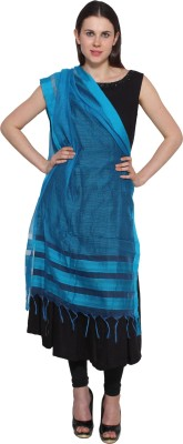 Aurelia Viscose, Nylon Striped Women's Dupatta