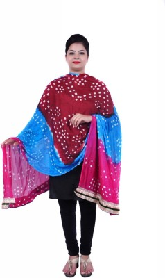 Apratim Art Silk Embellished Women,s Dupatta