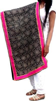 Tanuma Sales Cotton Embellished Women's Dupatta