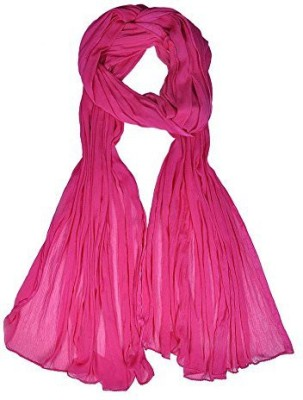 V Brown Kids Dupatta(Pink)