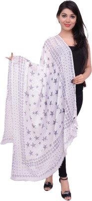 Dream Fashion Poly Cotton Printed Women's Dupatta