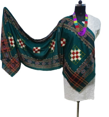 Toygully Cotton Printed, Graphic Print, Woven Women's Dupatta