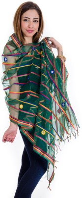 Home Shop Gift Chanderi Solid Women's Dupatta