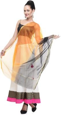 Aarohii Organza Solid Women's Dupatta