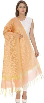 Loom Legacy Silk Cotton Blend Printed Women's Dupatta at flipkart