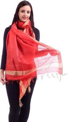Inara Robes Silk Cotton Blend Solid Women's Dupatta