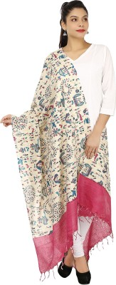 Amiraah Cotton Lycra Blend Printed Women's Dupatta