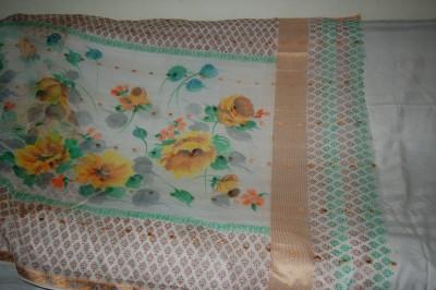 Bizibee Cotton Self Design Women's Dupatta