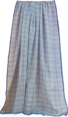 Indo Mood Cotton Checkered Women's Dupatta