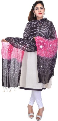 Apratim Cotton Embellished Women,s Dupatta