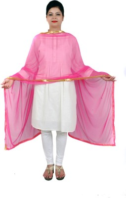 Apratim Net Self Design Women,s Dupatta