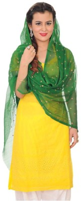 Aaanimation Art Silk Printed Women's Dupatta