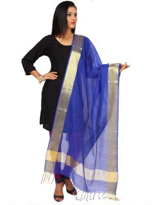 Kataan Bazaar Art Silk Woven Women's Dupatta