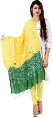 Kiran Udyog Cotton Printed Women's Dupatta