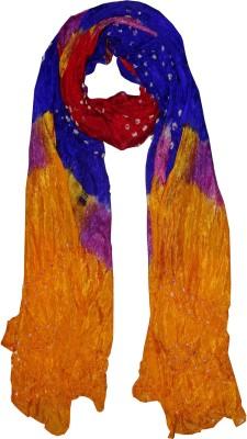 Freedom Daisy Art Silk Printed Women's Dupatta