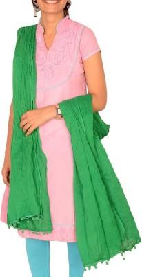 Ooltha Chashma Cotton Solid Women's Dupatta