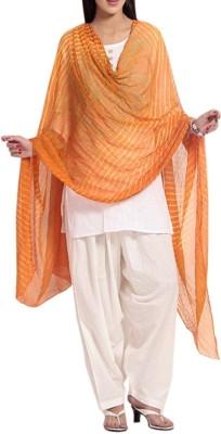 Ooltha Chashma Faux Georgette Striped Women's Dupatta