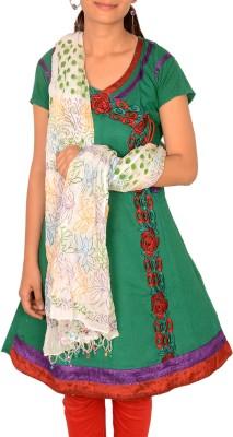 Rangsthali Cotton Printed Women's Dupatta
