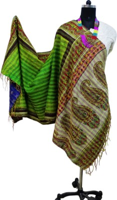 Toygully Art Silk Woven Women's Dupatta