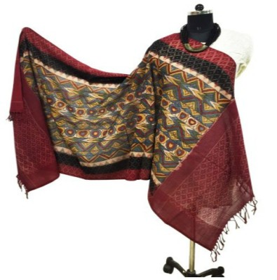 Toygully Cotton Self Design Women's Dupatta