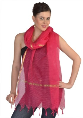 9rasa Cotton Solid Women's Dupatta