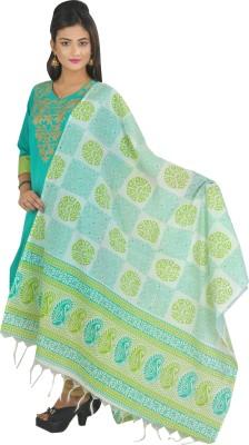 Navrachna Cotton Solid Women's Dupatta at flipkart