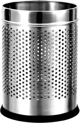 ROYAL SAPPHIRE Steel Dustbin(Silver)