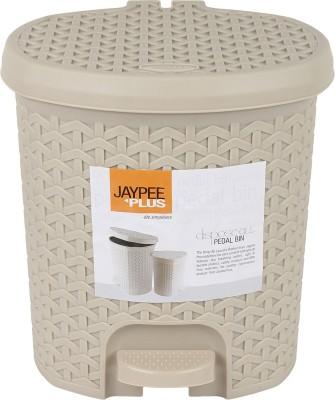 Jaypee Plastic Dustbin(White)