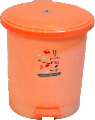 CSM CSM Printed Pedal Trash Bin- Small Plastic Dustbin