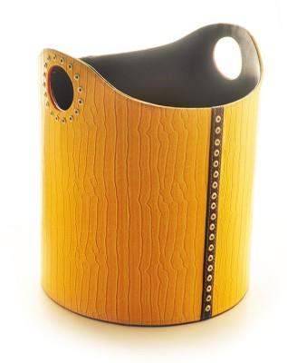 BANZAI COLLECTION Wooden Dustbin