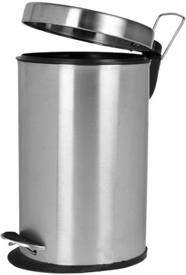 Princeware Pedal Bin Stainless Steel Dustbin