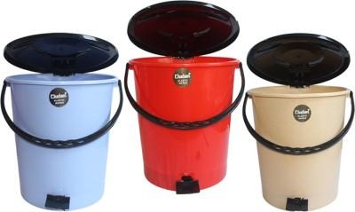 Chetan Pedal Bin Plastic Dustbin