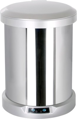 Room Groom Stainless Steel Dustbin