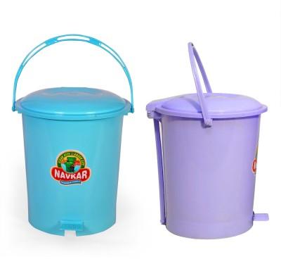 Navkar-CP Plastic Dustbin